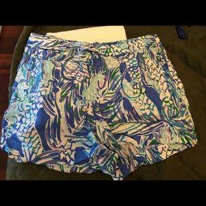 Lilly Pulitzer Katia shorts. Size small NWT